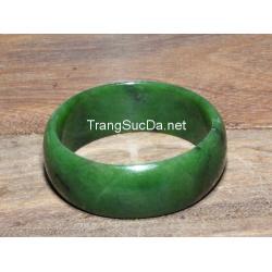 Vòng ngọc bích nephrite jade NBV6