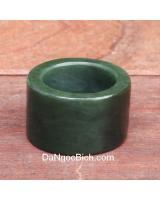 Nhẫn đá ngọc bích NBN45