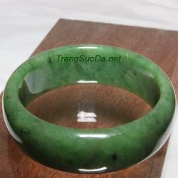 Vòng ngọc bích nephrite jade NBV9