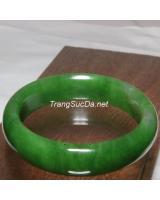 Vòng ngọc bích nephrite jade NBV2