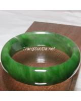 Vòng ngọc bích nephrite jade NBV5