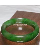 Vòng ngọc bích nephrite jade NBV3