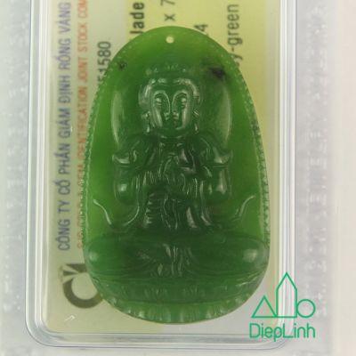 Phật bản mệnh như lai đại nhật ngọc bích J51580