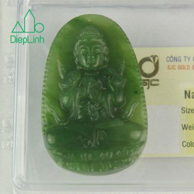 Phật bản mệnh như lai đại nhật ngọc bích J52321